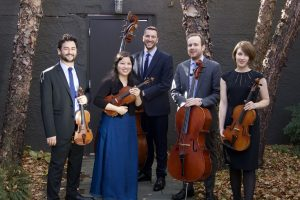The Toomai String Quintet