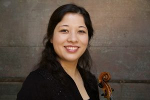 Emilie-Anne Gendron, violin