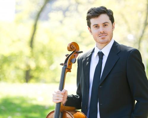 John Popham, cello