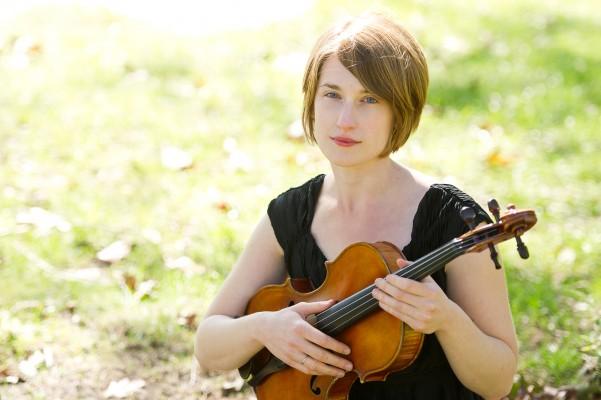 Erin Wight, viola